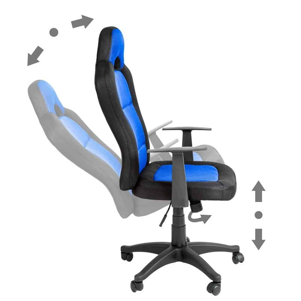Como elegir una silla gaming 2 tecnolog a demasiado geek for Silla razer gamer