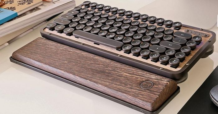 Retro Compact Keyboard