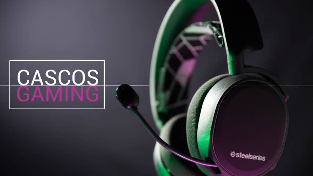 cascos auriculares gaming