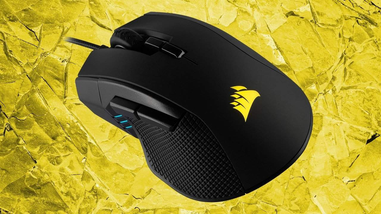 Ratón Gaming Corsair Ironclaw RGB Wireless