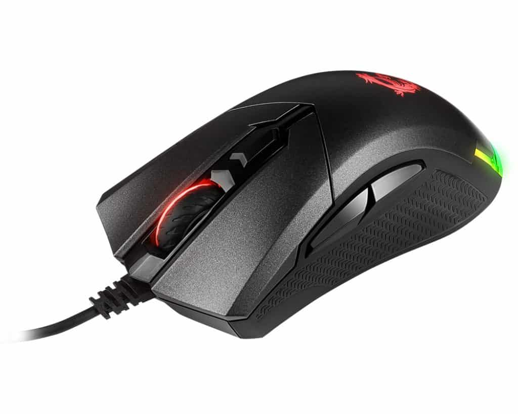 Ratón Gaming MSI Clutch GM50