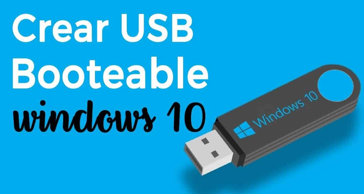 usb booteable