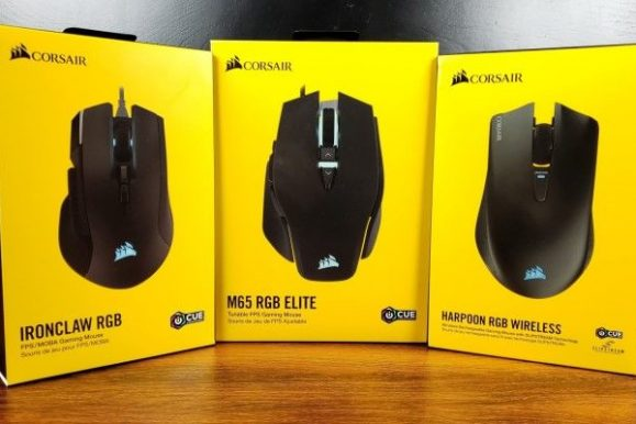 Review Ratón Gaming Corsair Ironclaw RGB Wireless