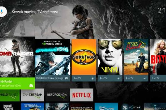 Nvidia Shield Android Tv, Tu Centro Multimedia (Set Top Box)