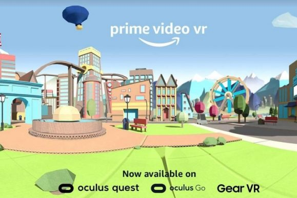 Amazon Prime Video se acerca a la realidad virtual