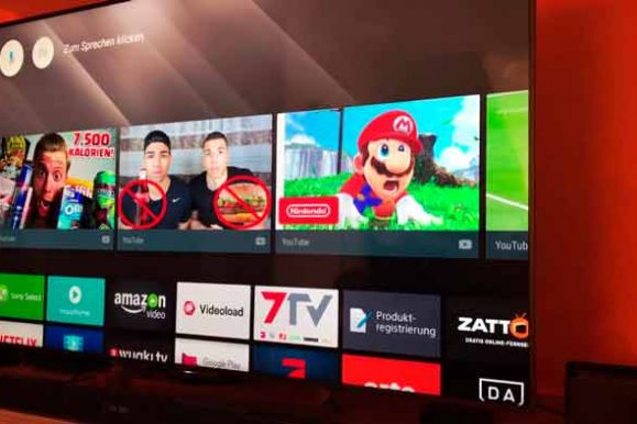 Sony actualiza sus televisores Android TV a Android 7.0 Nougat